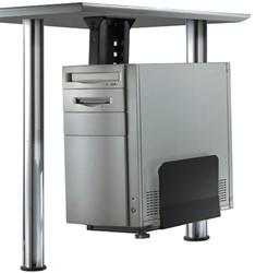 NEWSTAR CPU DESK MOUNT BLACK CPU-D200BLACK 30kg