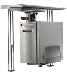 NEWSTAR CPU DESK MOUNT SILVER CPU-D250SILVER 30kg