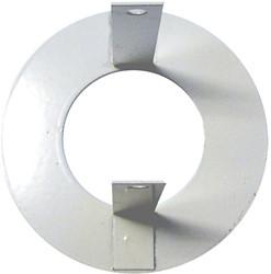 Afdekrozet voor monitor plafondbeugel
