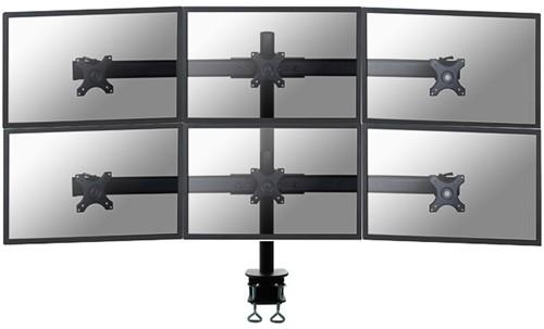 FPMA-D700D6 NEOMOUNTS desk mount 50kg 19-27 black
