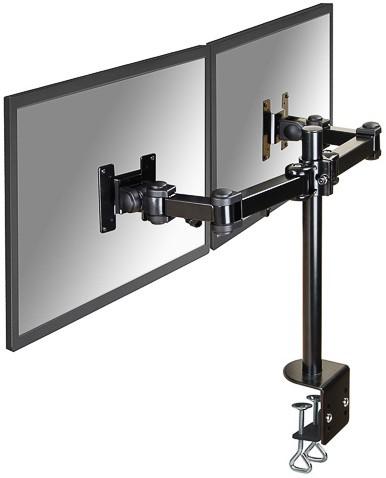 Newstar Monitor arm FPMA-D960D dual 10-27 black