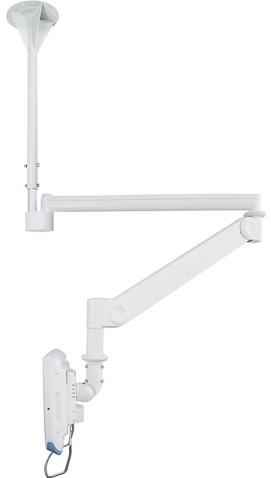 NewStar Medische monitor arm plafondsteun FPMA-HAC100