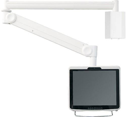 Medische monitor muurbeugel