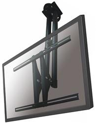 NEWSTAR FLAT SCREEN CEILING MOUNT BLACK PLASMA-C100BLACK single 37-75 50kg
