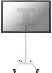 NEWSTAR FLAT SCREEN FLOOR STAND WHITE PLASMA-M1400 32-55 35kg