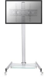 NEWSTAR FLAT SCREEN FLOOR STAND SILVER PLASMA-M1600 27-70 50kg