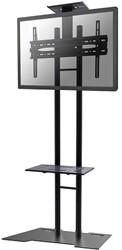 NEWSTAR FLAT SCREEN FLOOR STAND BLACK PLASMA-M1700ES single 32-55 35kg