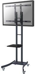 NEWSTAR FLAT SCREEN FLOOR STAND BLACK PLASMA-M2000E 37-85 125kg