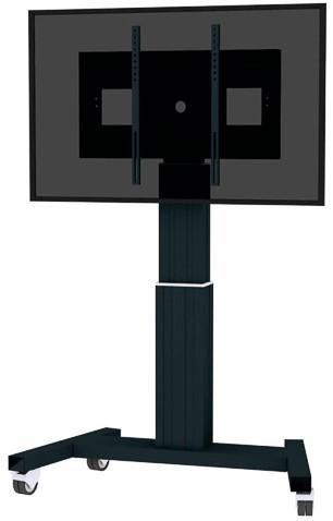 NEWSTAR FLAT SCREEN FLOOR STAND BLACK
