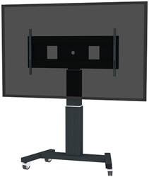 NEWSTAR FLAT SCREEN FLOOR STAND BLACK PLASMA-M2500BLACKMS 60-100 150kg