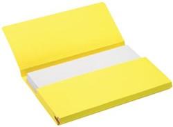 Pocketmap A4 geel