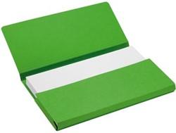 Pocketmap A4 groen