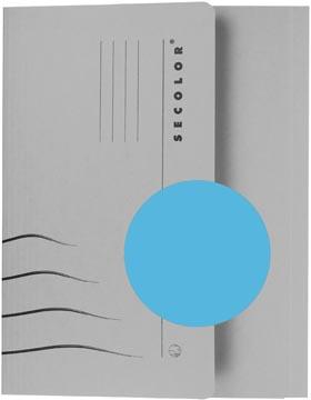Pocketmap folio blauw