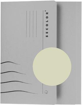 Pocketmap folio grijs