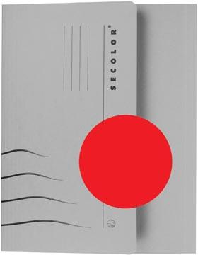 Pocketmap folio rood