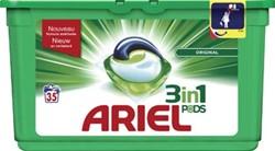 Ariel 3 in 1 wasmiddel pods Regular, doos van 35 stuks
