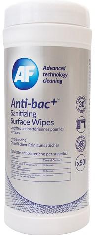 Desinfecterende doekjes AF Antibac+ dispenser 50
