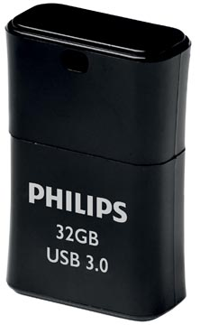 Philips Pico Black USB 3.0 stick, 32 GB