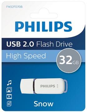 Philips Snow USB 2.0 stick, 32 GB
