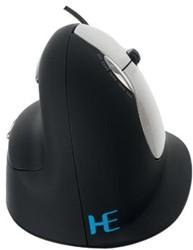 R-Go HE ergonomische muis, medium, rechtshandig