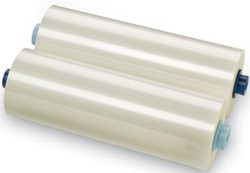 GBC Lamineerfilm Ezload 2 x 75 micron (150 micron) lengte 75 m glanzend
