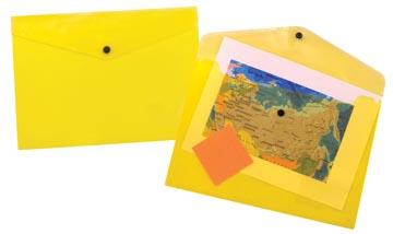 5Star documentenmap A4 geel