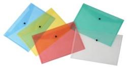 5Star documentenmap A4 geassorteerde kleuren