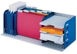 Styrowave Sorteerrek 8 vakken en 3 legborden horizontale en verticale compartimenten