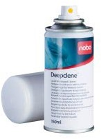 Nobo Deepclene reinigingsspray voor whiteboards 150 ml