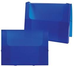 Beautone Elastobox Frosted rug 2,5 cm blauw