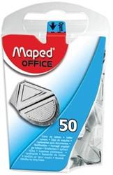 Hoekclips Maped aluminium doos van 50