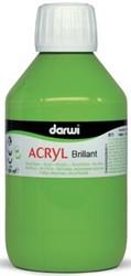 Darwi Glanzende acrylverf lichtgroen