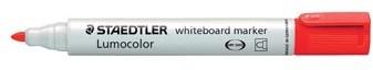 Staedtler Lumocolor whiteboard markers rood