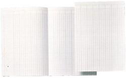 Jalema Accountantspapier ft 29,4 x 20,7 cm, opengevouwen tot 29,4 x 41,4 cm