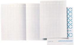 Jalema Accountantspapier ft 33 x 20,5 cm, opengevouwen tot 33 x 41 cm