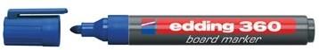 Whiteboard markers Edding e-360 blauw