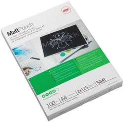 GBC lamineerhoezen Document Pouch Mat A4 2 x 125 micron