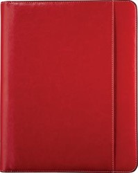 Brepols schrijfmap Palermo voor tablet, rood