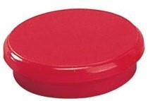 Dahle magneten diameter 24 mm, rood