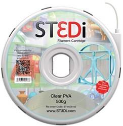 ST3Di Cartridge PVA 500G Naturel voor St3di Printer Model Smart Pro 280