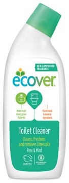 Ecover toiletreiniger dennenfris fles van 0,75 l