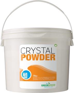 Greenspeed vaatwaspoeder Crystal Powder, pak van 10 kg
