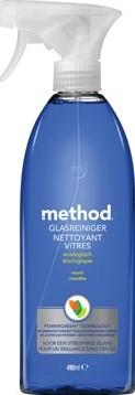 Method glasreiniger, munt, spray van 490 ml