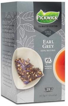 Pickwick Tea Master Selection Earl Grey pak van 25 stuks
