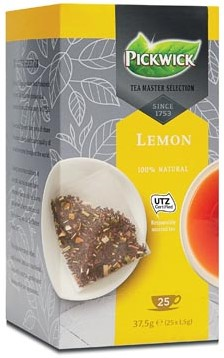 Pickwick Tea Master Selection citroen pak van 25 stuks
