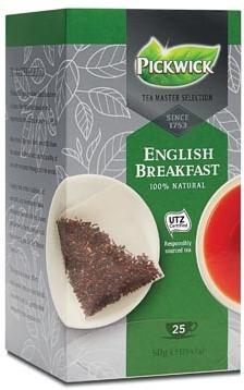 Pickwick Tea Master Selection English Breakfast pak van 25 stuks