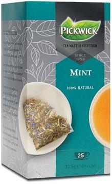 Pickwick Tea Master Selection munt pak van 25 stuks