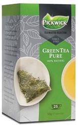 Pickwick Tea Master Selection, groene thee, pak van 25 stuks