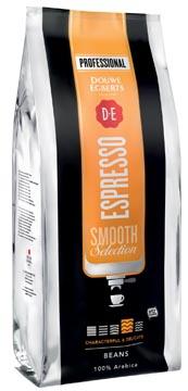 Douwe Egberts espresso koffie smooth 1 kg