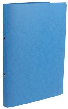 Class'ex ringband blauw, voor ft A4, met 2 ringen van 16 mm